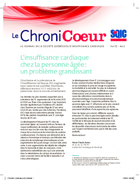 ChroniCoeur Vol12 No3